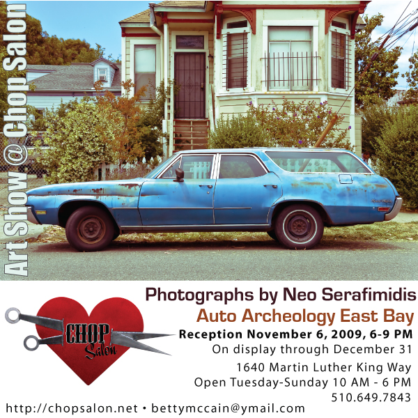 Auto Archeology East Bay
