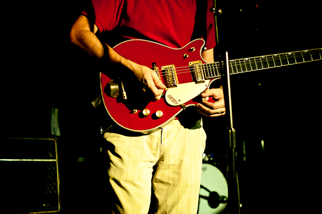Manny and the Gretsch
