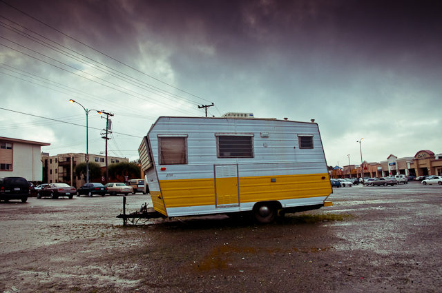 Travel Trailer © neo serafimidis 2011