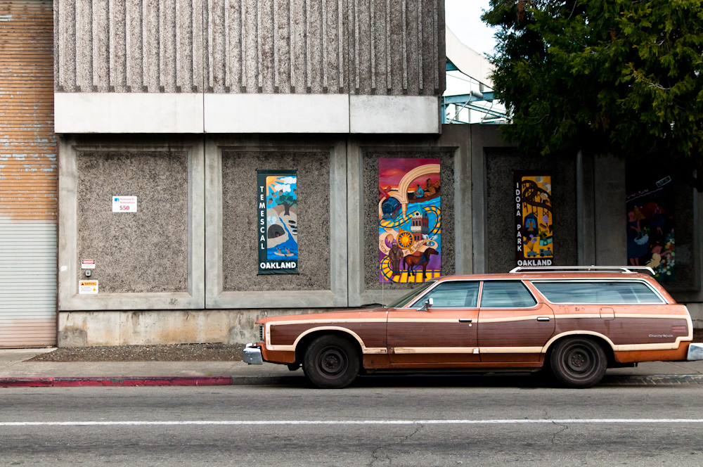 Country Squire Wagon #1