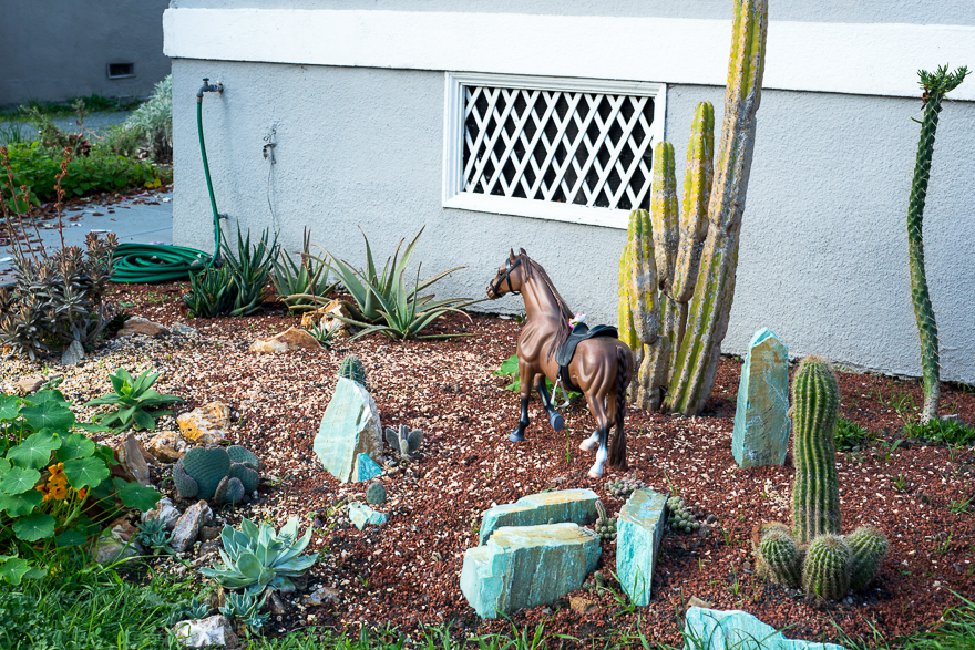 Landscaping With Toys #3