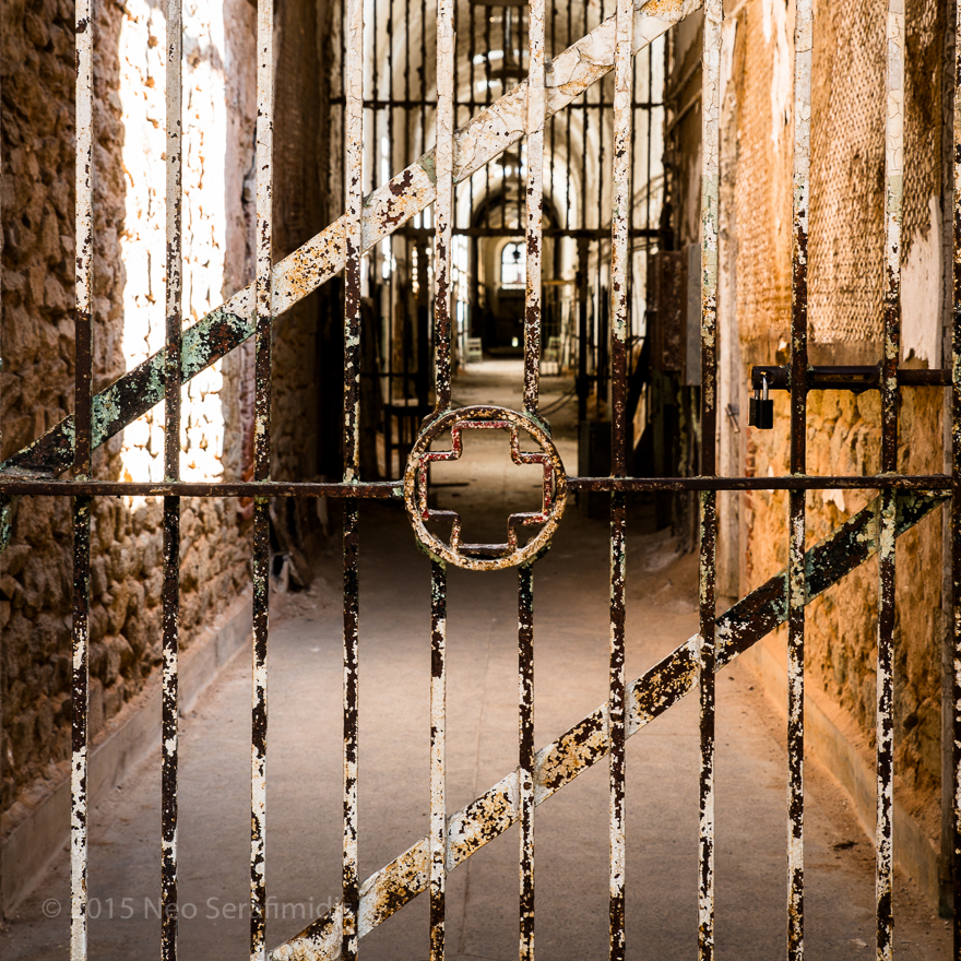 Eastern State Penitentiary Medical Ward