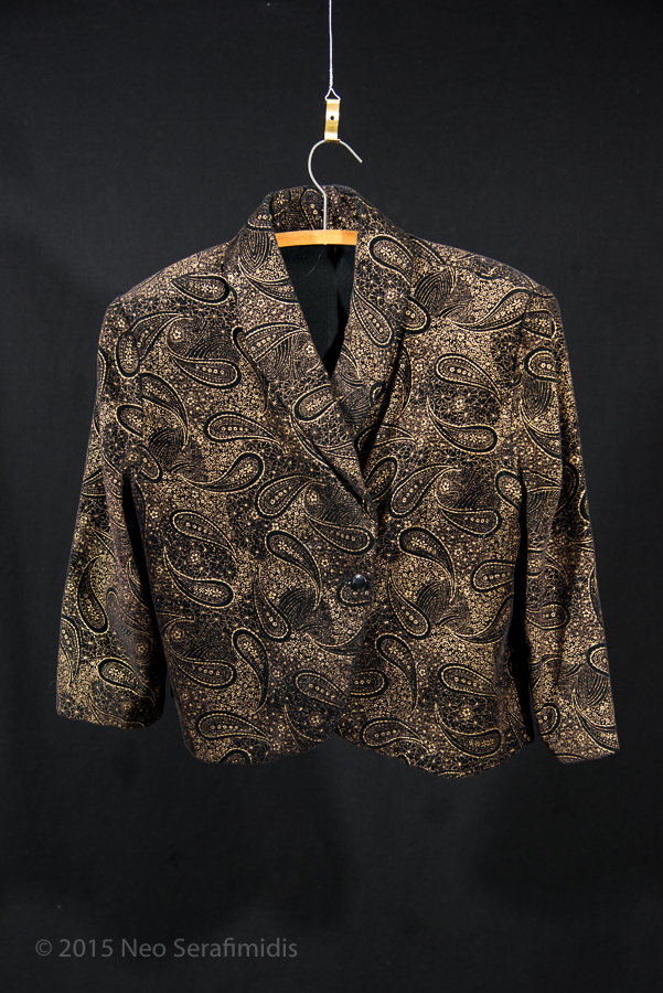 Effie's Paisley Jacket
